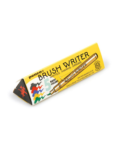 Brush Writer Set of 5
