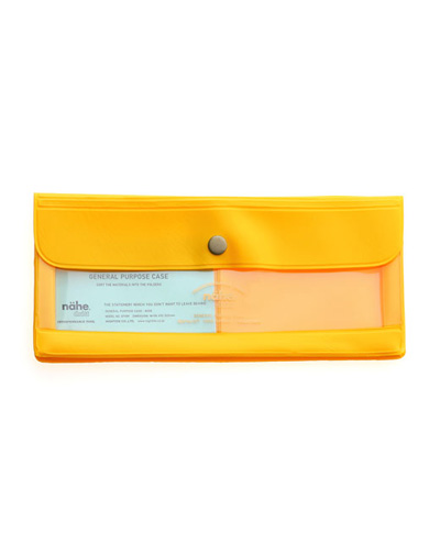 General Purpose Case – Wide/Yellow