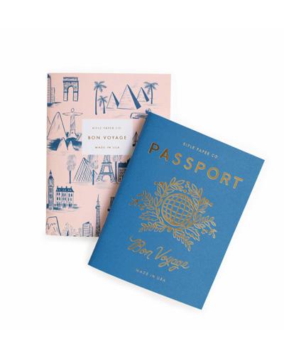 Passport Pocket Notebooks