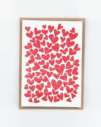 Kaart Hearts