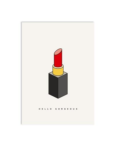 Kaart Lipstick