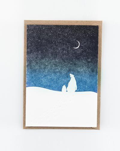 Kaart Polar Bears