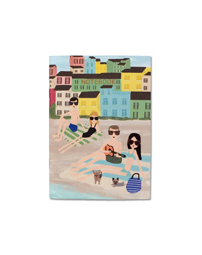 Notebook Positano