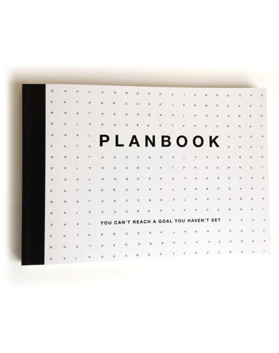 Planboek A4
