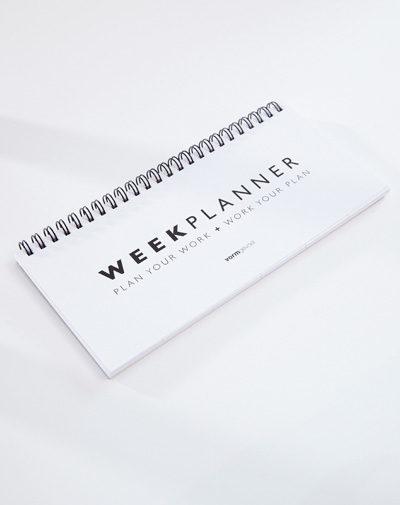Weekplanner Klein