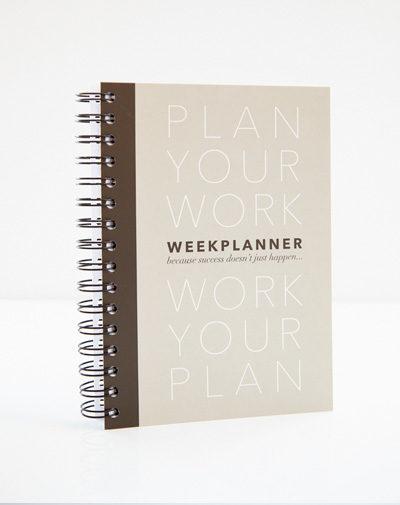 Workplanner A5