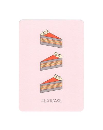 Kaart Eatcake