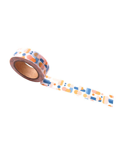 Washi tape Mister Retro