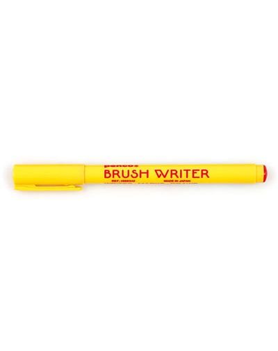 Brush Writer Rood