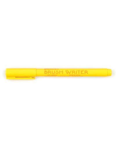 Brush Writer Geel