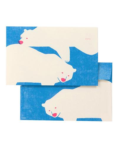 Envelop IJsbeer