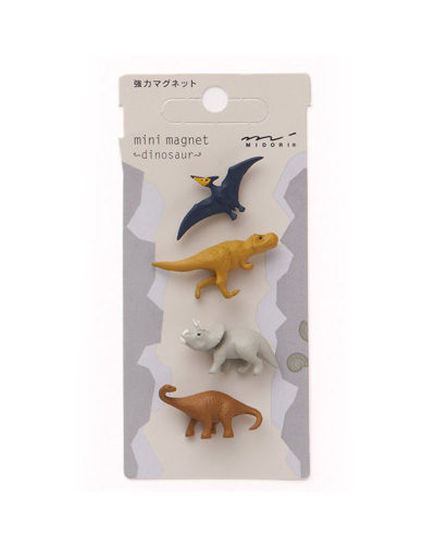 Mini magnets Dinosaur