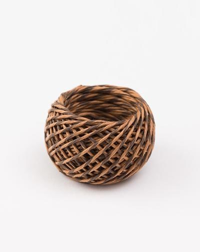 Paper String Brown - Dark Brown