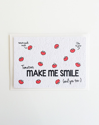 Kaart Make Me Smile
