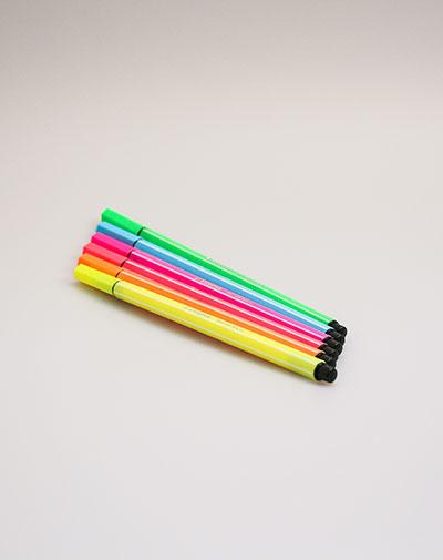 Stabilo Pen 68 neon