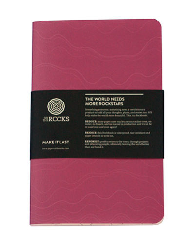 Rockbook Softcover orchid
