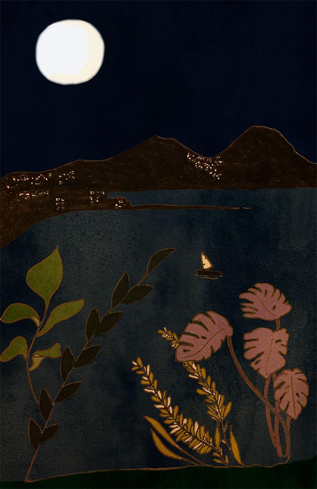 Illustratie Babette Bibi Una Notte