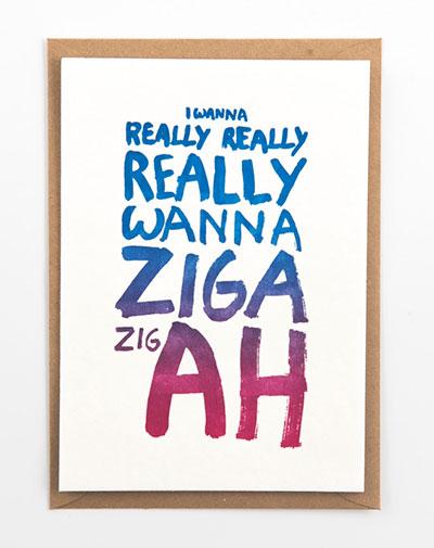 Kaart Zig a Zig
