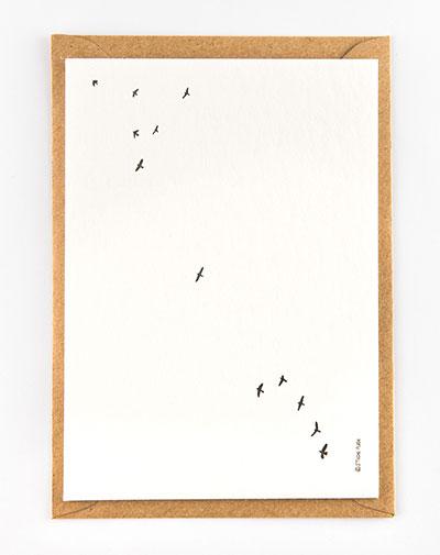 Kaart Birds